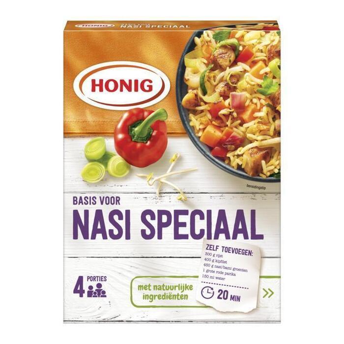 Mix voor nasi speciaal (38g)