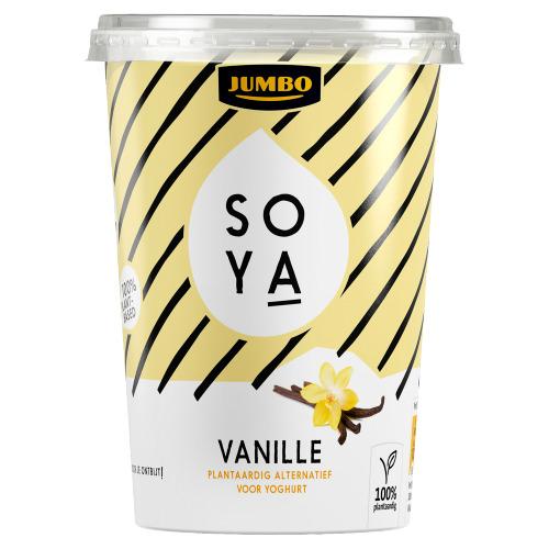 Jumbo Soya Vanille 500 g (500g)