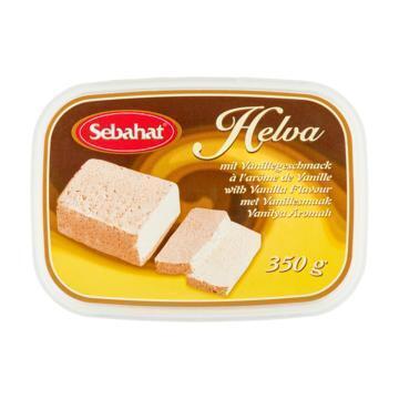 Sebahat Helva met Vanillesmaak 350g (350g)
