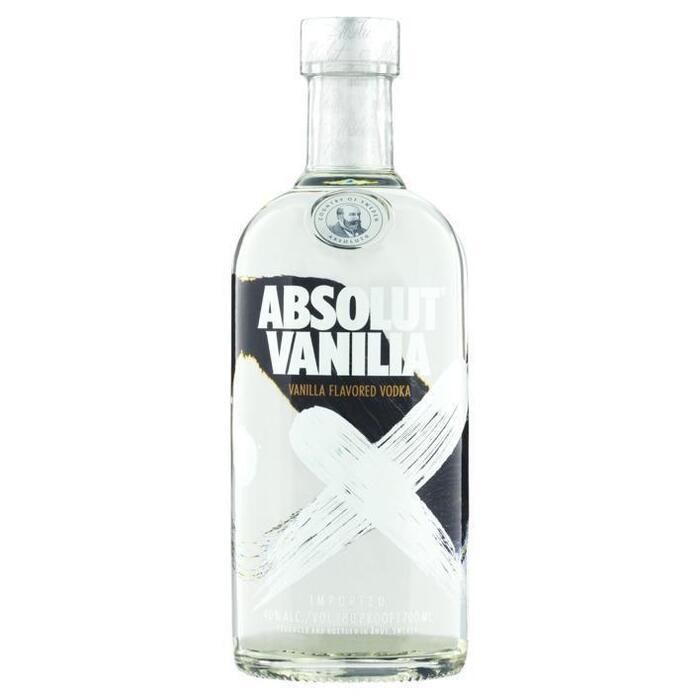 Absolut Vanilia flavored vodka (rol, 0.7L)