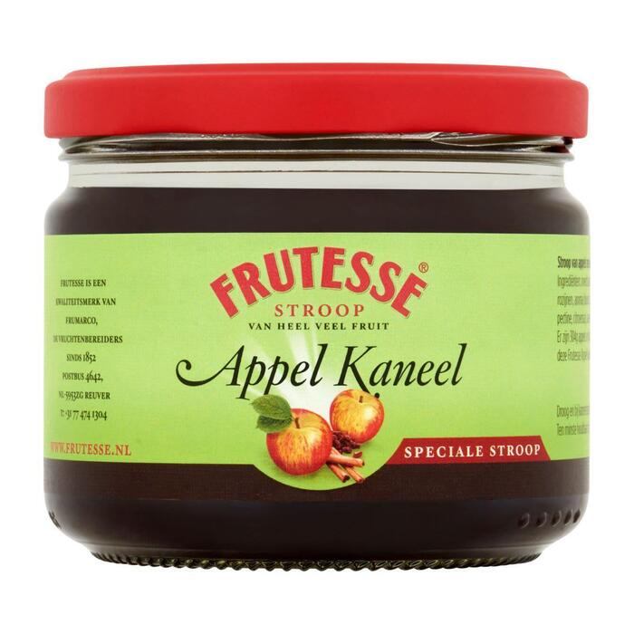 Appel-Kaneel Fruitstroop (pot, (Stuk, 330g)