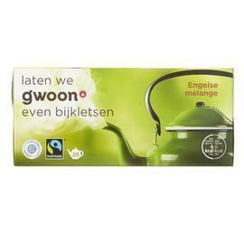 g'woon Engelse melange thee (80g)