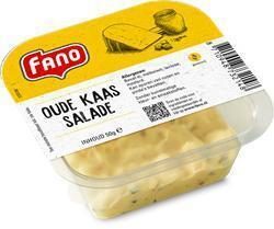 Oude kaas salade (50g)