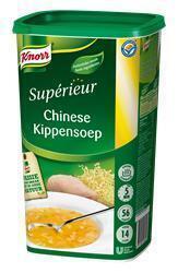 Knorr sup chinese kippesoep 1.05KG 6x (6 × 1.05kg)