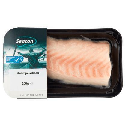 Seacon Kabeljauwhaas (200g)