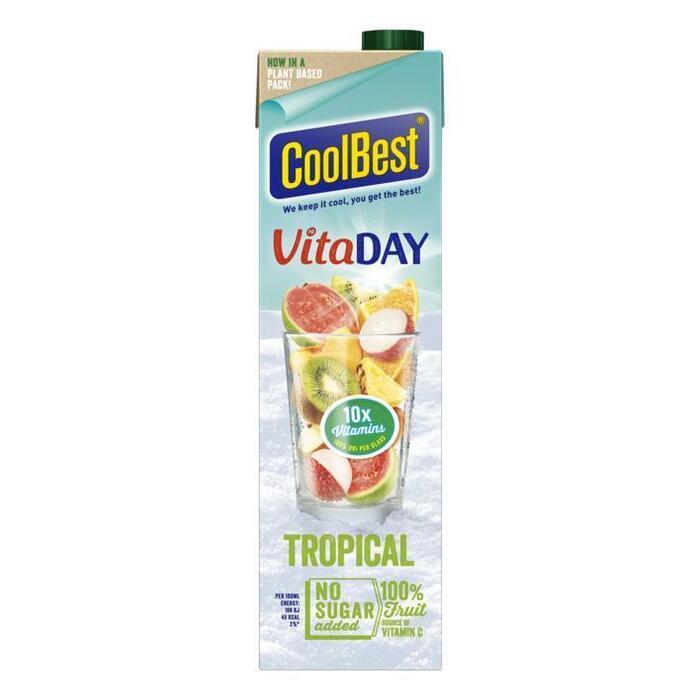 Vitaday tropical (Stuk, 1L)