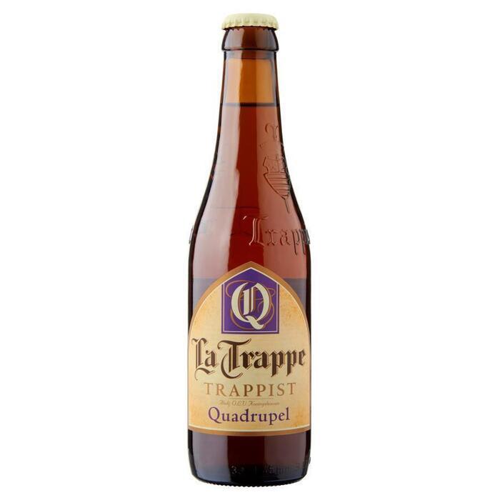 La Trappe Quadrupel (glas 33cl) (Stuk, 33cl)