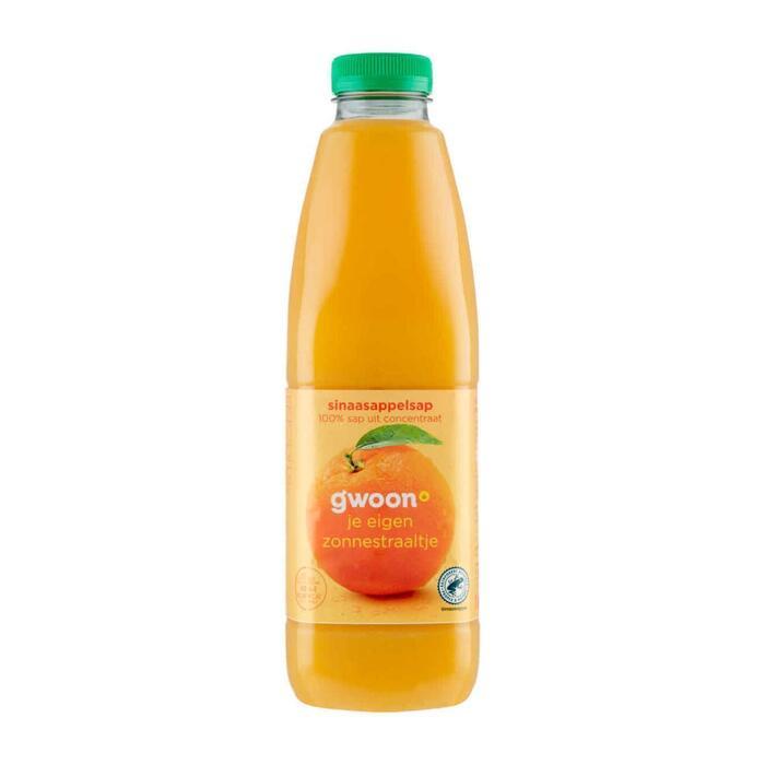 g'woon Sinaasappelsap (1L)