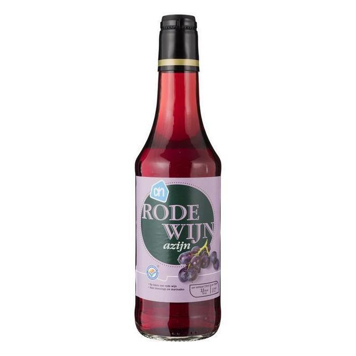 Rode wijnazijn (fles, 0.5L)