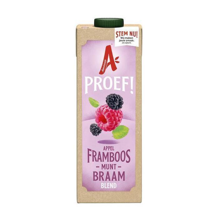Appelsientje AS Proef! Framboos-Braam-Munt (rol, 1L)