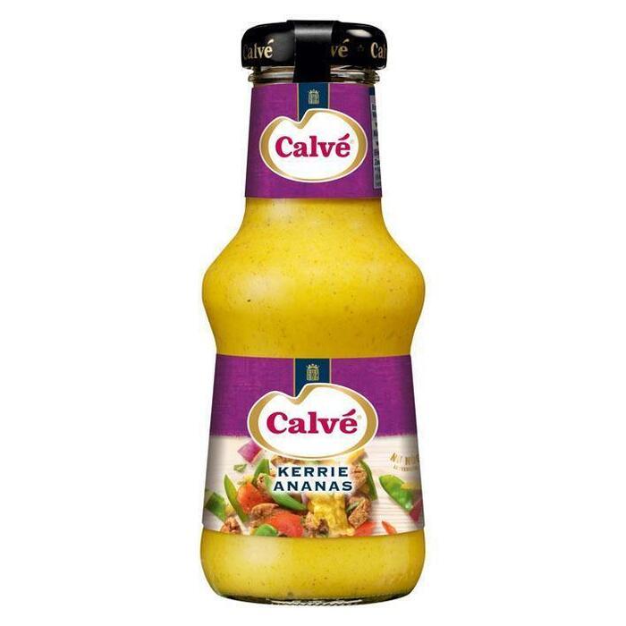 Calvé Saus Kerrie (250ml)