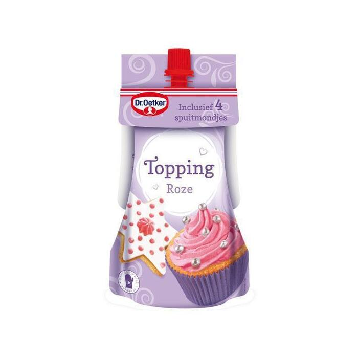 Topping Roze (140g)