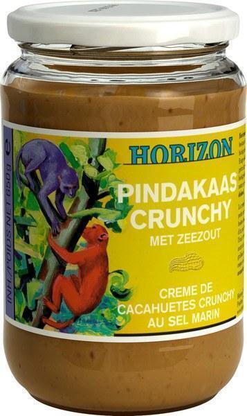 Pindakaas Crunchy (350g)