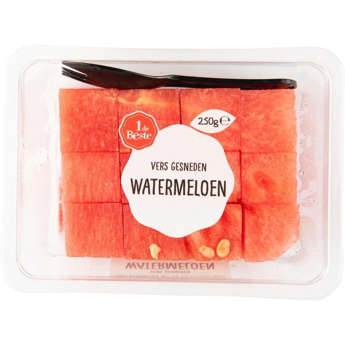 Watermeloen stukjes (250g)