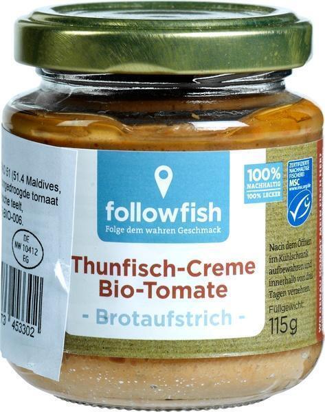 Tuna paste tomatoes (115g)