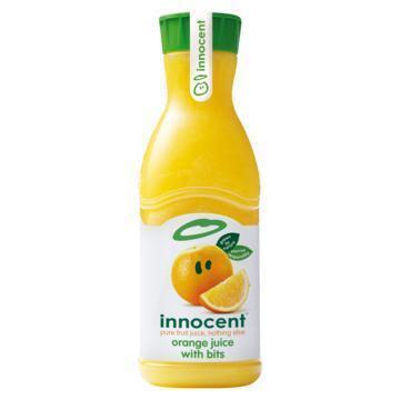 Orange juice (petfles, 0.9L)