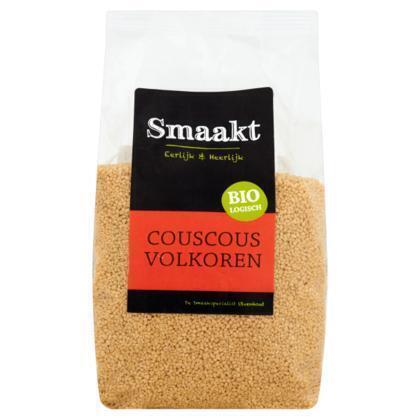 Couscous Volkoren Biologisch (Stuk, 400g)