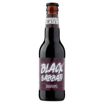 Brouwerij Bliksem - Black Sabbath Quadrupel Fles - 330ML (33cl)