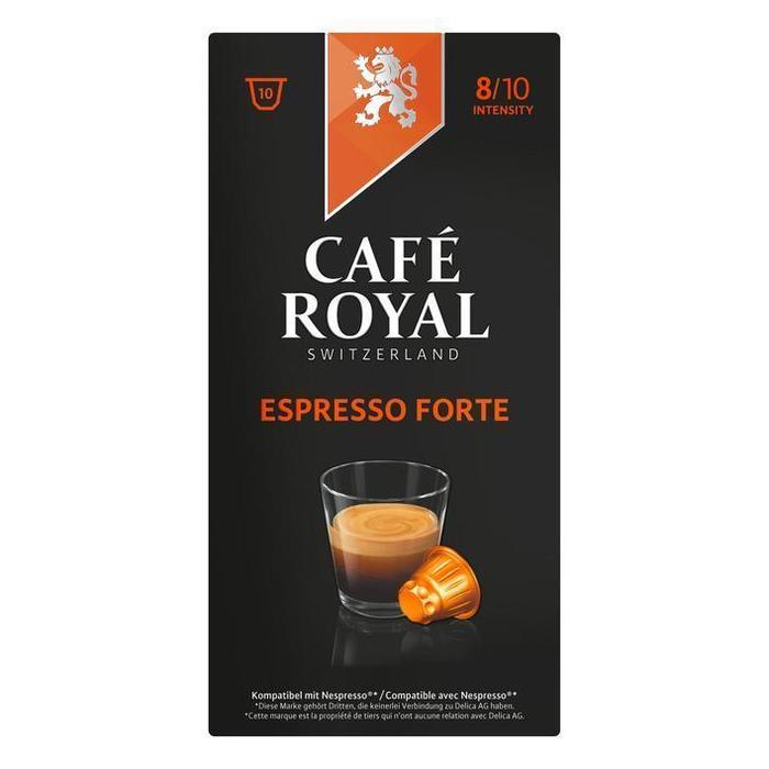 Café Royal Espresso Forte 10 Capsules 52g (10 × 52g)