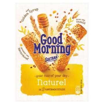 Goodmorning golden syrup (Stuk, 205g)