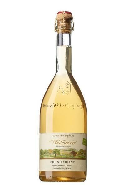 Witte wijn alcoholvrij (0.75L)