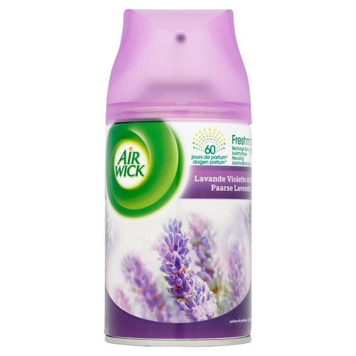 Air Wick Freshmatic Max Colors of Nature Lavanda 250 ml (Stuk, 250ml)
