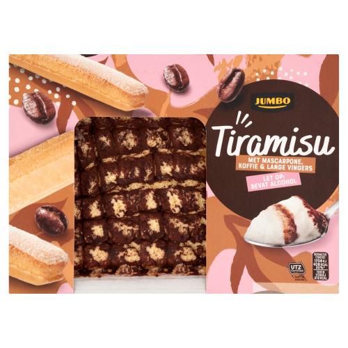 Jumbo Tiramisu 500g (500g)