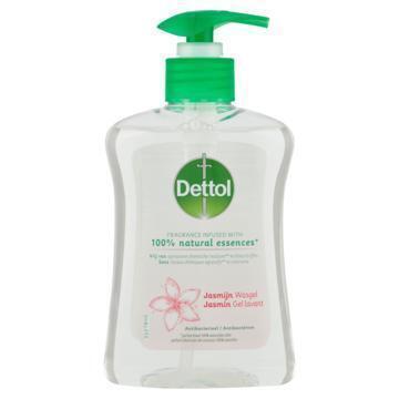 Dettol Handzeep earth jasmine (250ml)