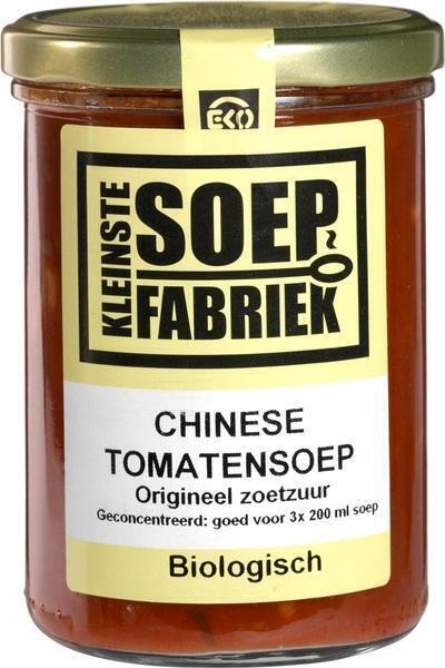 Chinese tomatensoep (40cl)