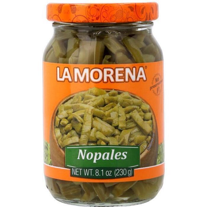 La Morena Nopales (cactusreepjes) (230g)