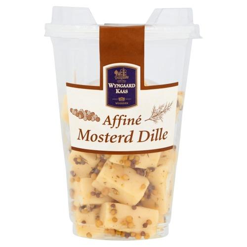 Wyngaard smaakbekertje mosterd dille (85g)