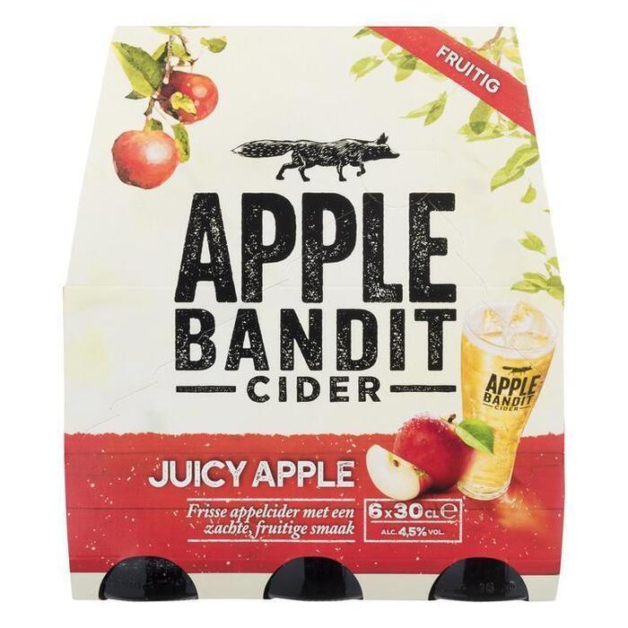 Apple cider (rol, 6 × 30cl)