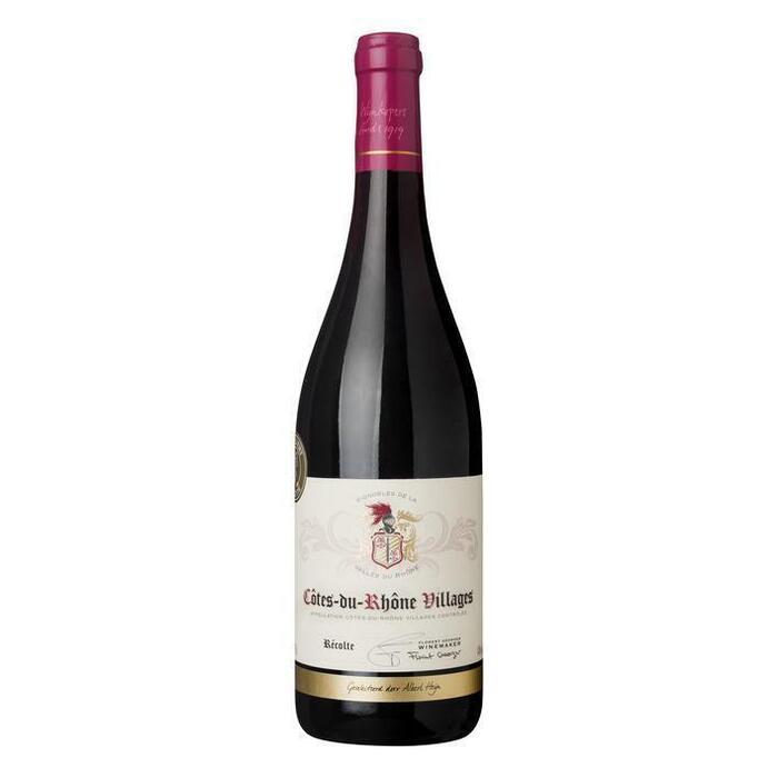AH Excellent Selectie Côtes du Rhône-Villages (0.75L)