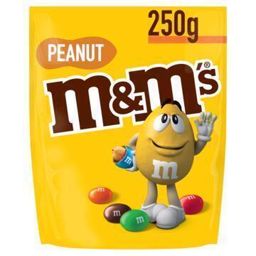 M&M's Peanut (zak, 250g)