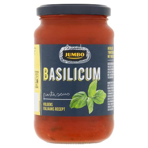 Jumbo Basilicum Pastasaus 340 g (340g)