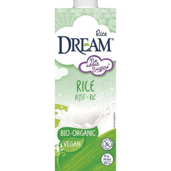 Dream Rice original bio (1L)