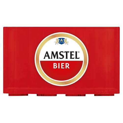 Amstel Pilsener Krat 24 x 30 cl (Stuk, 24 × 30cl)