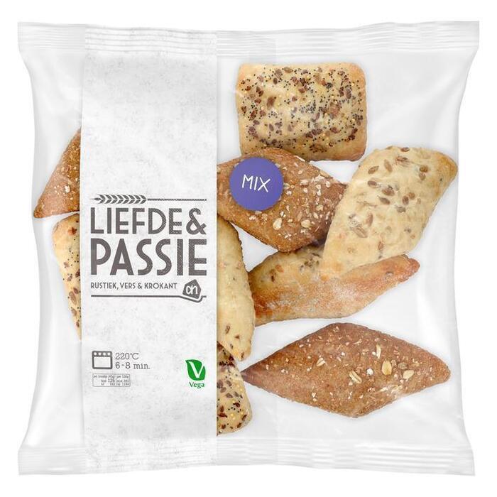 AH Liefde & Passie Brunchbroodjes