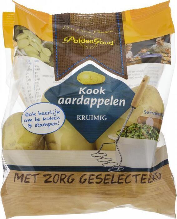 Poldergoud Kruimig (1kg)