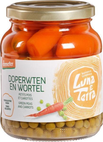 Doperwten-wortelen (340g)