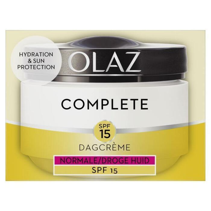 Olaz Complete dagcrème SPF15 (50ml)
