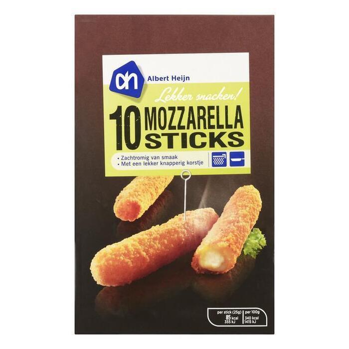Mozzarella kaassticks