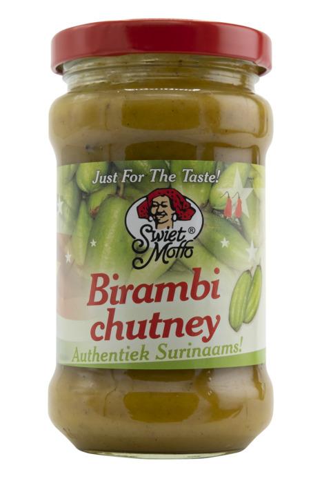 Swiet Moffo Birambi Chutney (270g)