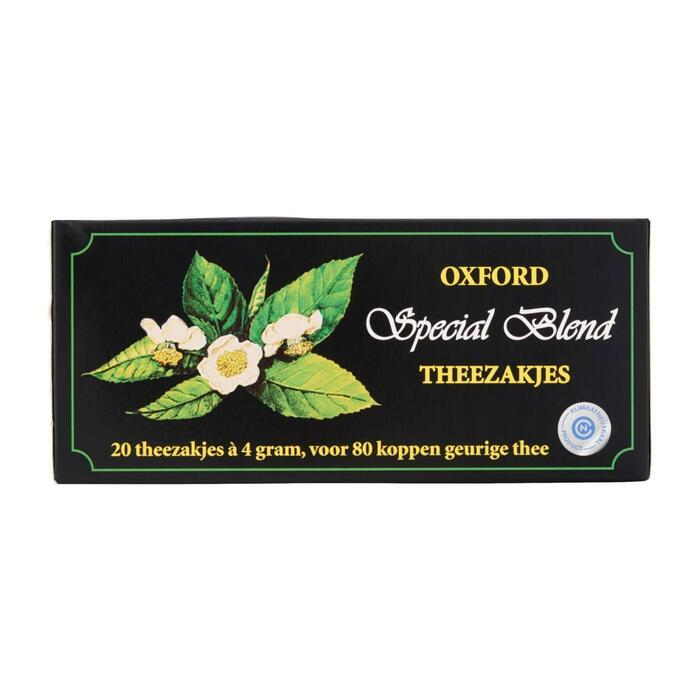 Oxford Thee special blend (80g)