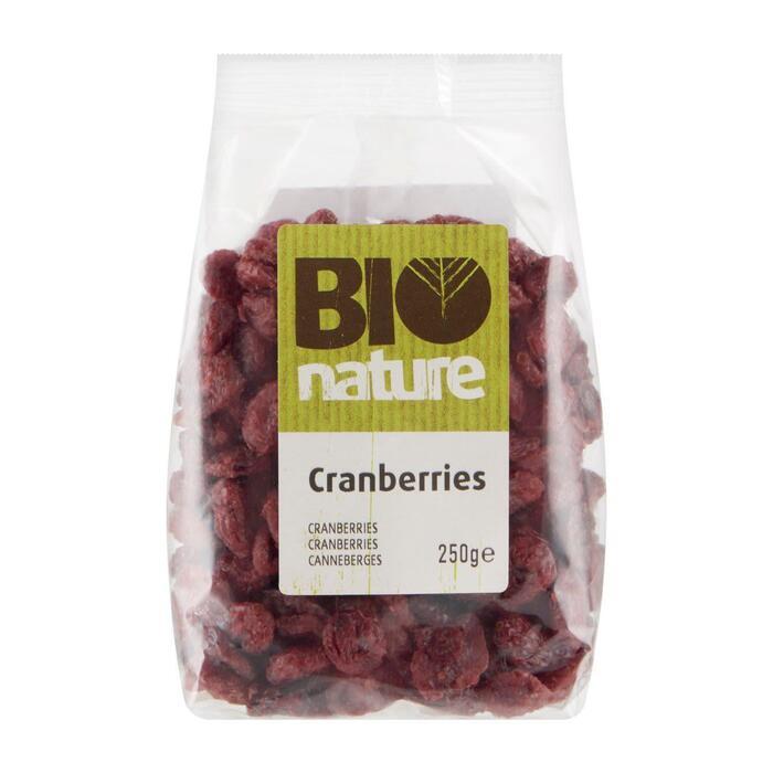 Bio Nature Cranberries (250g)