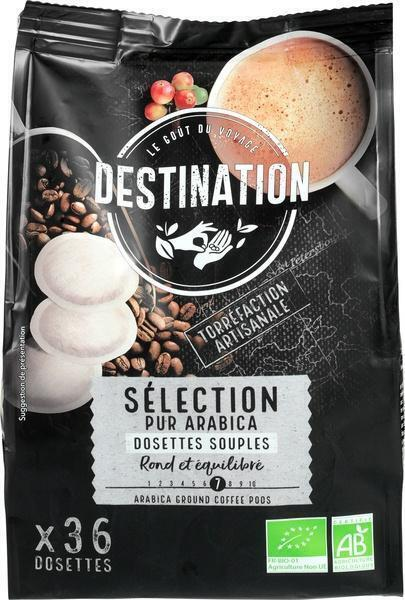 Koffiepads selection