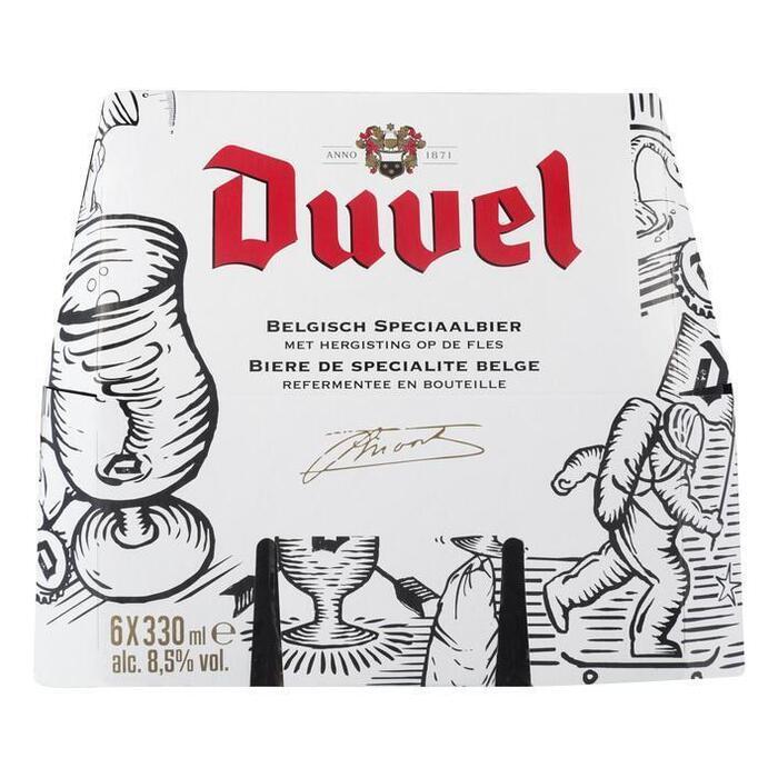 Duvel (rol, 6 × 33cl)