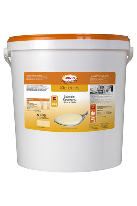 Honig Professional Standards Gebonden Kippensoep 10 kg (10kg)