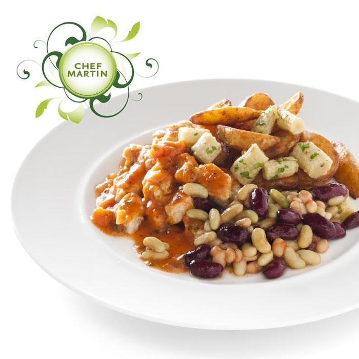 Chef Martin Vegetarische Italiaanse schotel (530g)