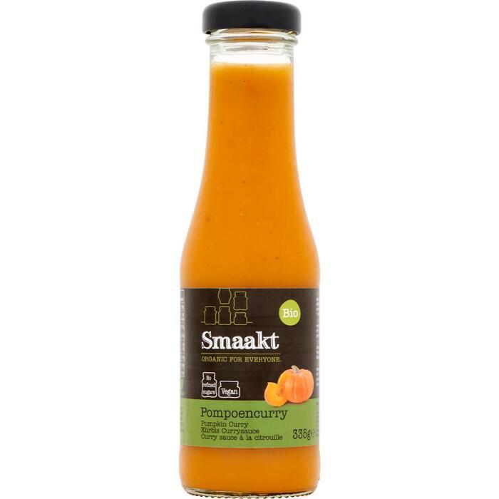 Smaakt Pompoencurry (31cl)